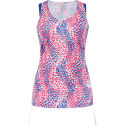 Gore Running Wear Womens Printed Sunlight Singlet - SS15