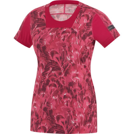 Gore Running Wear Women's Air Print Shirt