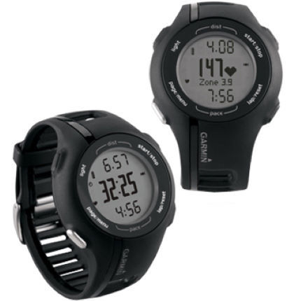 Garmin Forerunner 210 GPS Sports Watch with HRM