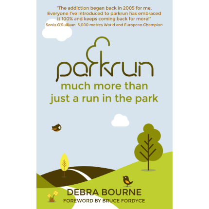 Livre parkrun : much more than just a run in the park (en anglais)