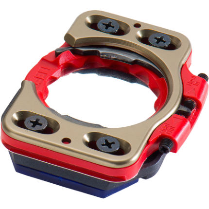 Speedplay Zero Pave Pedal Cleat (rot)