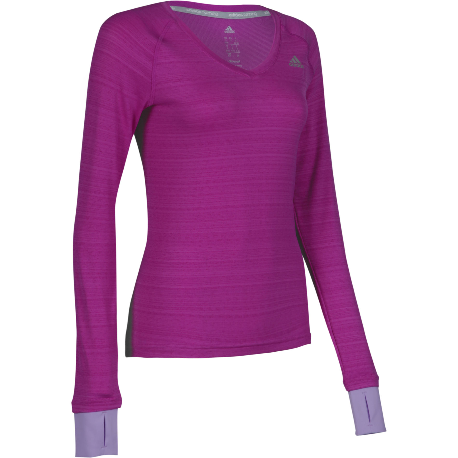 Long Sleeve Running Shirt Womens