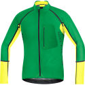 Gore Bike Wear Alp-X Pro Windstopper Soft Shell Zip Off Jacket