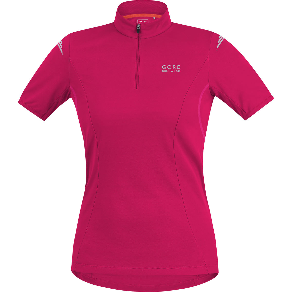Maillot Femme Gore Bike Wear Element (manches courtes) - XS Rose