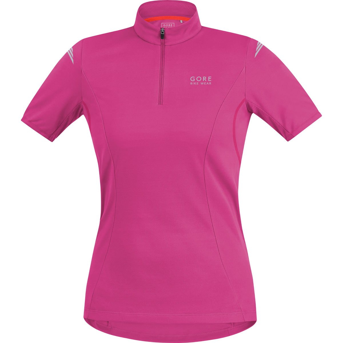 Maillot Femme Gore Bike Wear E (manches courtes) - XL Raspberry