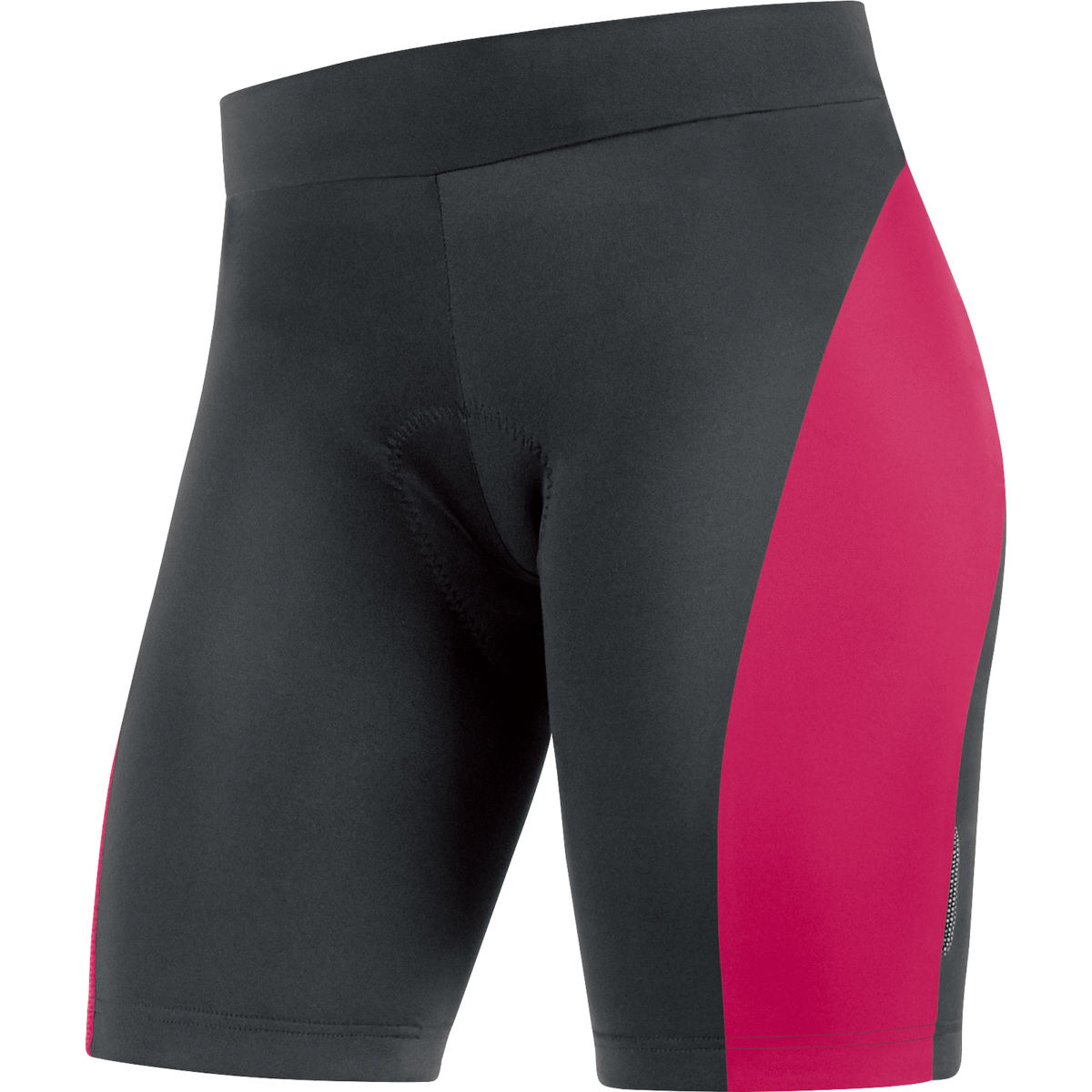 Gore Bike Wear Women's Element Short+ - Small 36 Black/Jazzy Pink