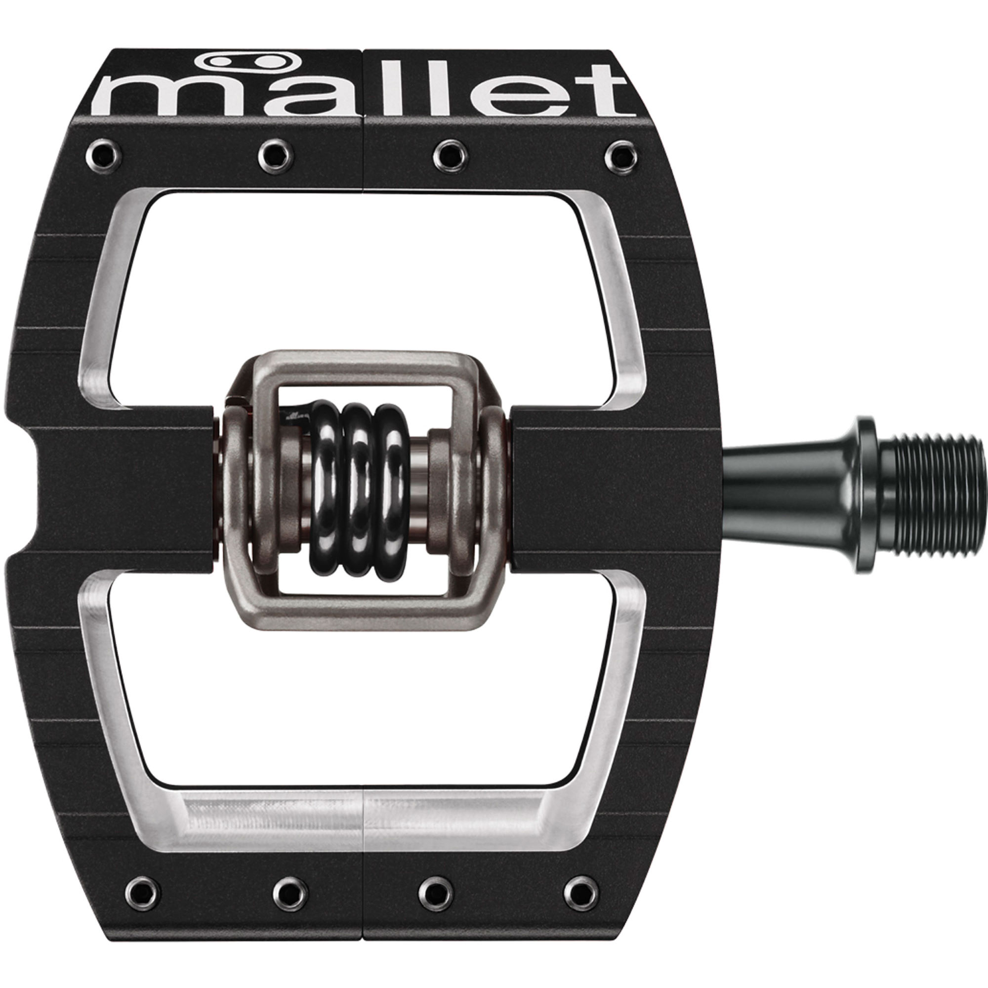 Wiggle Crank Brothers Mallet Dh Race Pedals Clip In Pedals