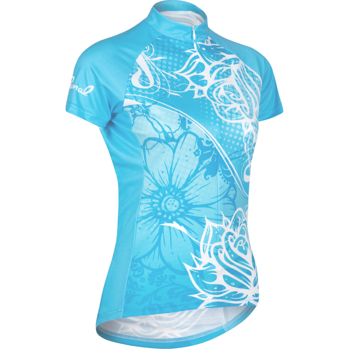 Primal Women's Florence Jersey - Extra Extra Large Blue/White
