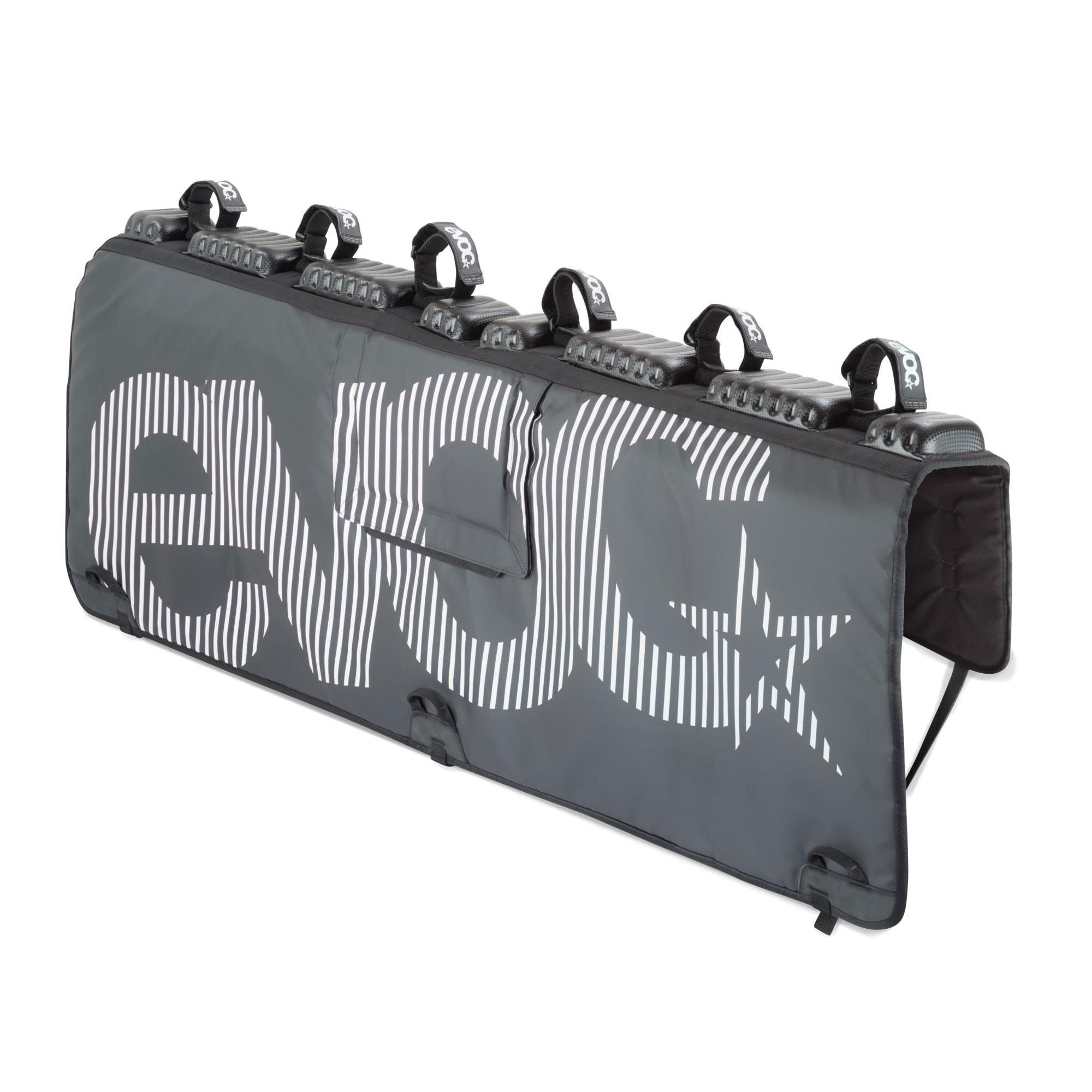 Wiggle evoc tailgate pad extra large soft bike bags for Housse protection velo