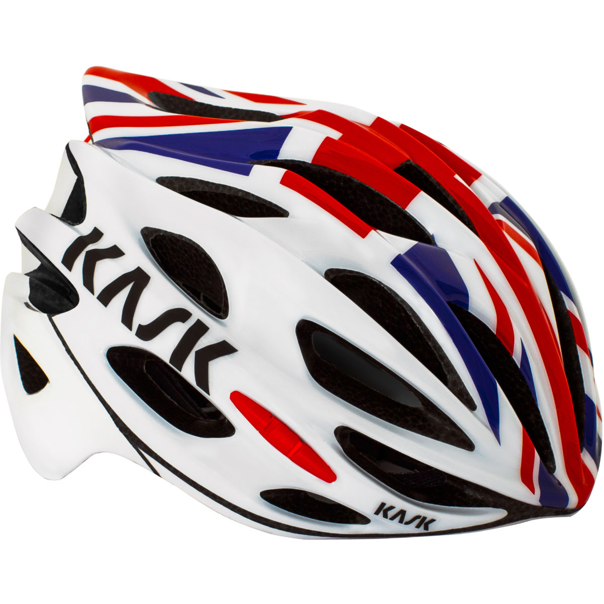 Casque de route Kask Mojito (édition du Team GB) - Large 59 - 62cm Team GB Casques de route