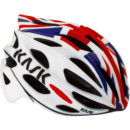 Casque de route Kask Mojito (édition du Team GB)