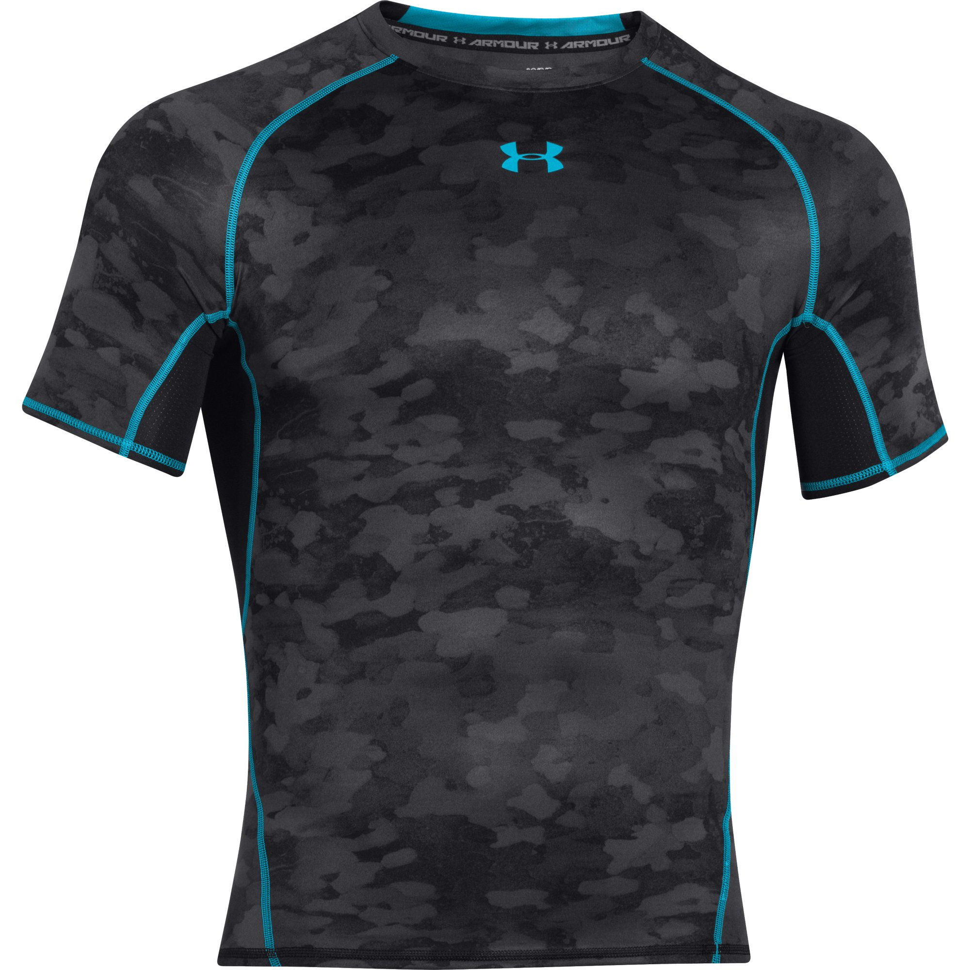 Under armour heatgear printed t shirt f s 15 for Under armour printed t shirts
