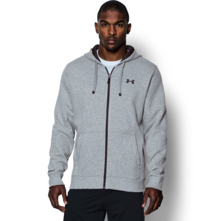 Under Armour Charged Cotton Storm Rival Full Zipper -SS15