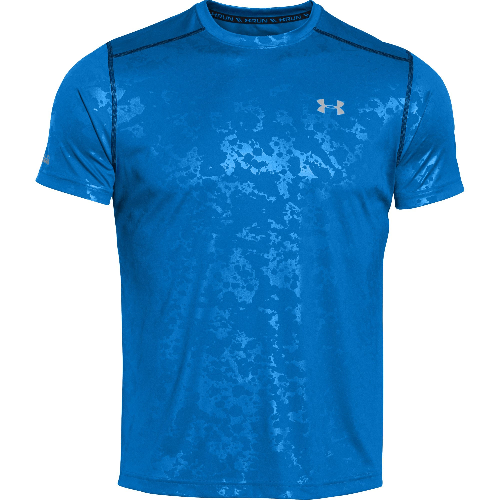 Wiggle Under Armour Coldblack Run Short Sleeve Tee Ss15