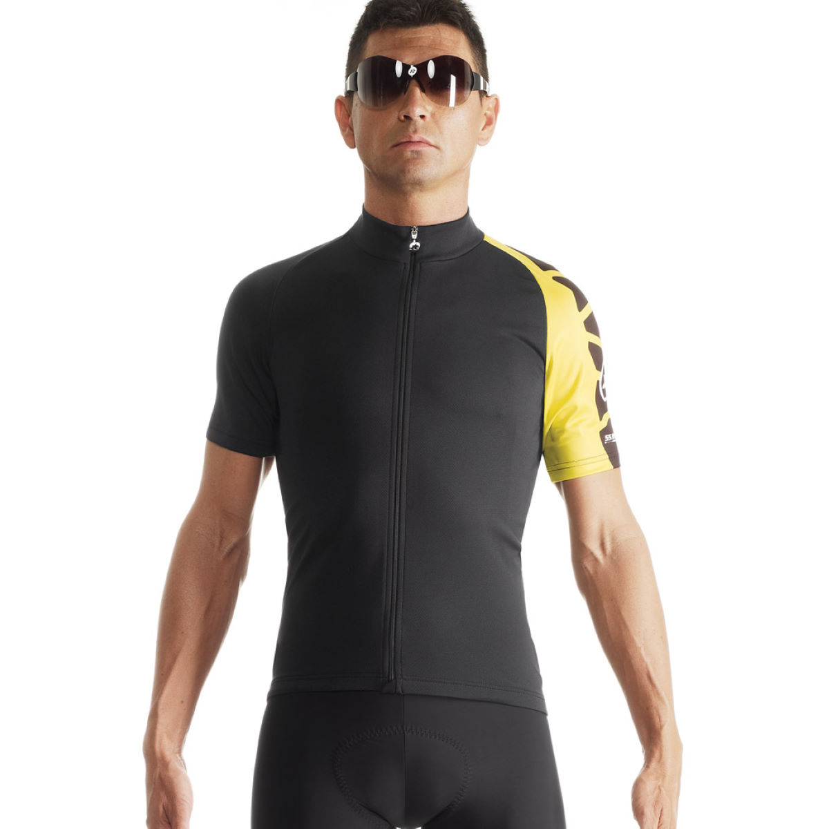 Maillot Assos SS.mille_evo7 - XS Volt Yellow Maillots