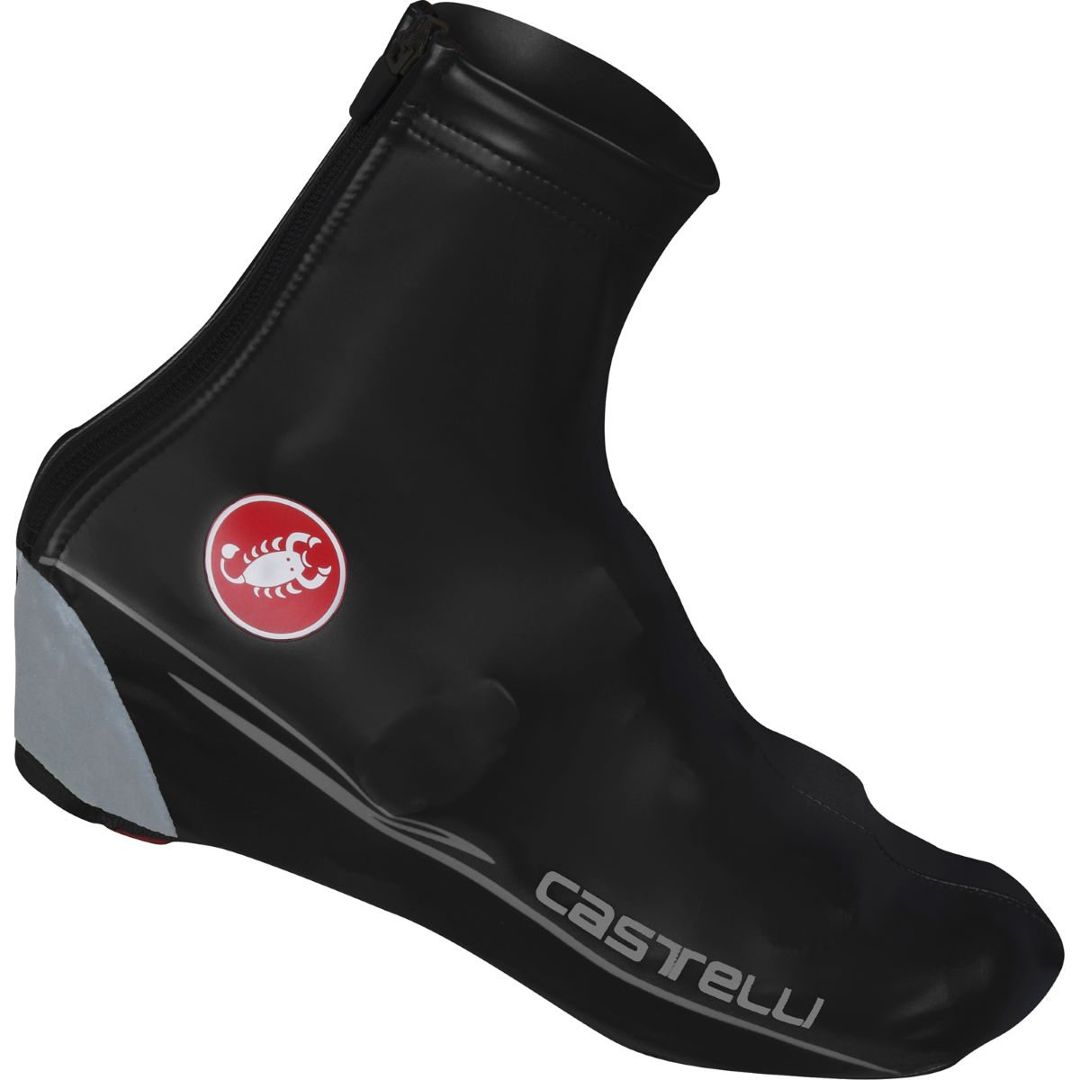 Couvre-chaussures Castelli Nano - S Noir Couvre-chaussures