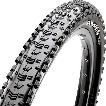 Maxxis Aspen Dual Compound 650B Folding Tyre