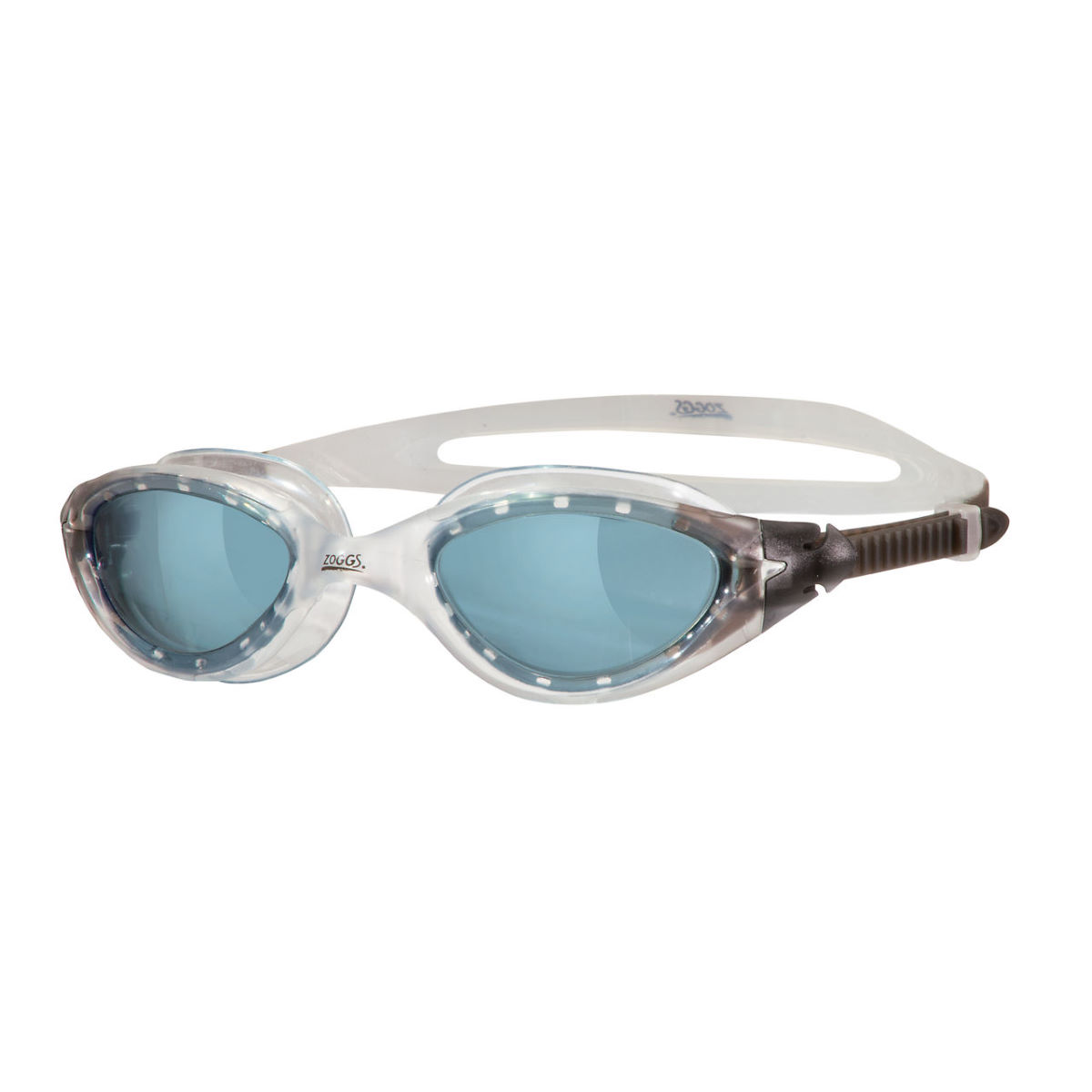 Lunettes de natation Zoggs Panorama (2015) - Taille unique Smoke / Clear Lunettes de natation Adulte