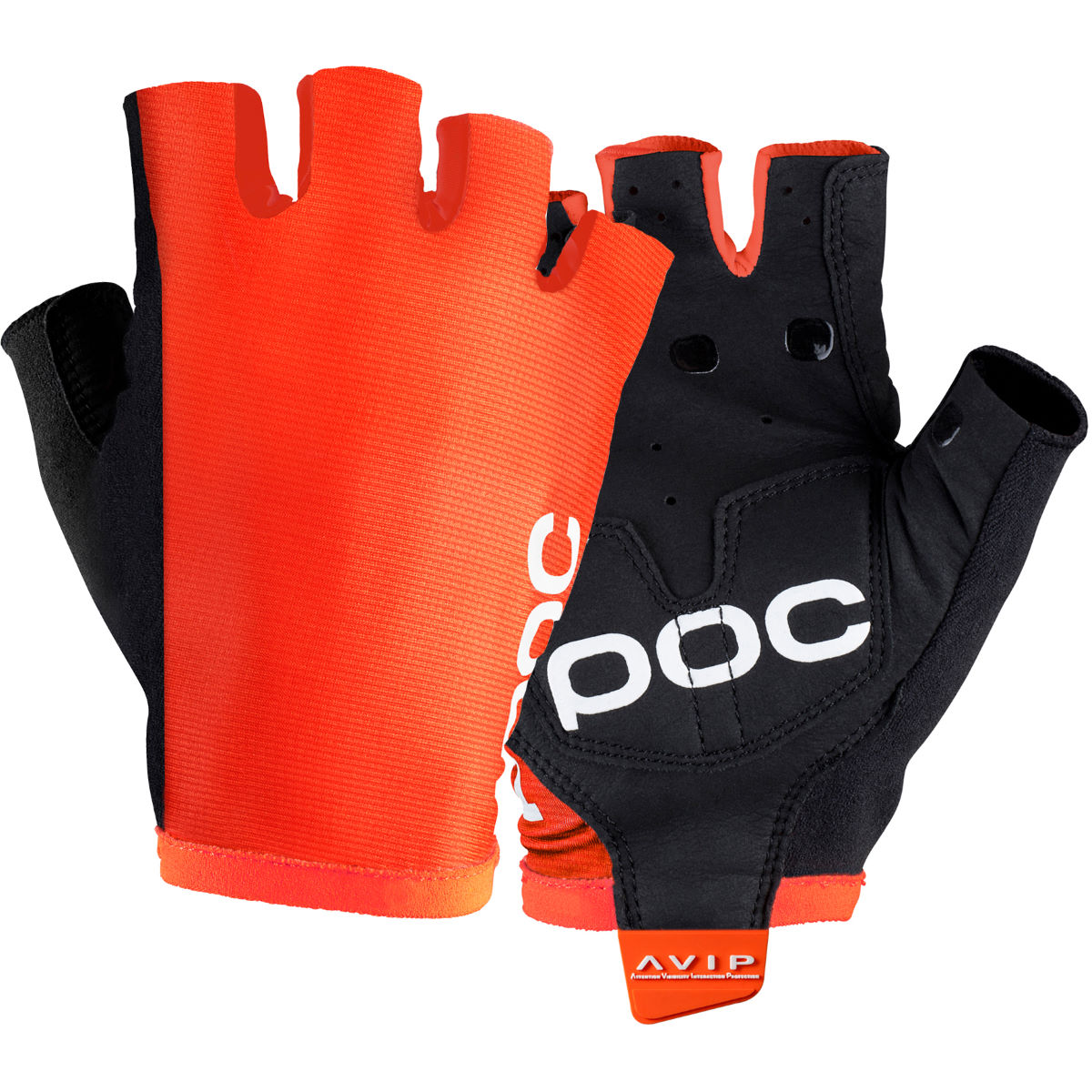 Gants courts POC Essential AVIP - XS Zink Orange Gants courts