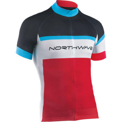 Northwave Kid's Logo Short Sleeve Jersey