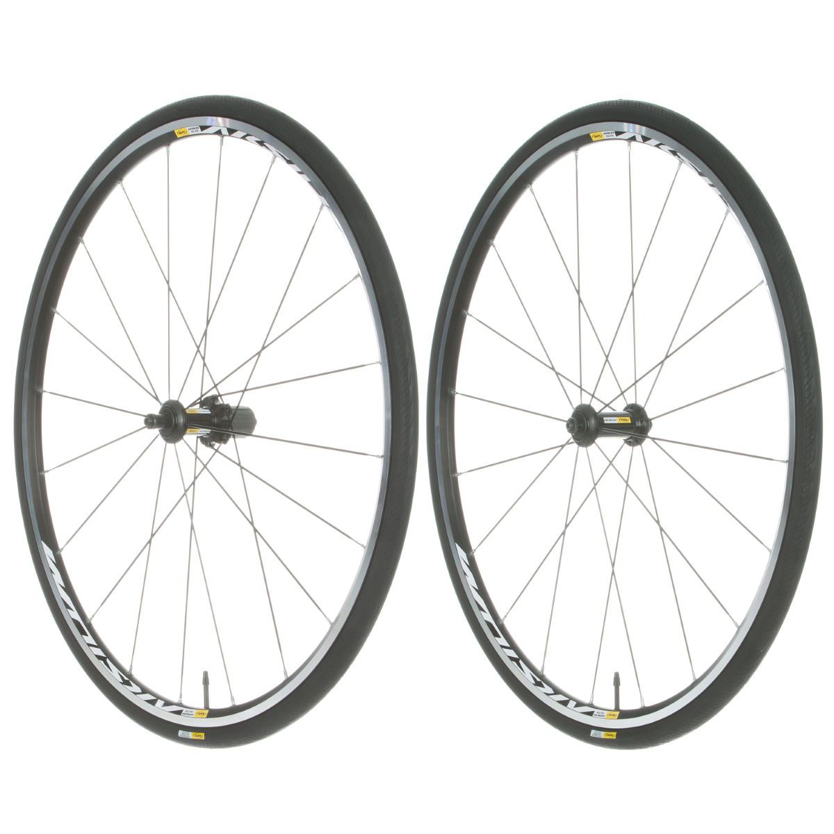 Mavic Aksium Elite Alloy Clincher Wheelset 2015