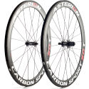Asterion Wheels Carbon Sport 50T Tubular Wheelset