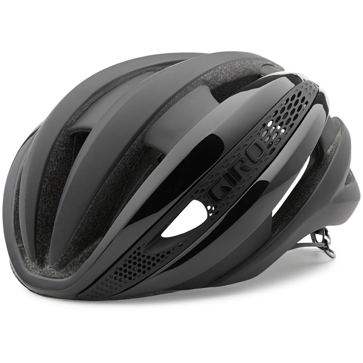 Casque Giro Synthe - Medium 55-59cm Noir mat Casques de route