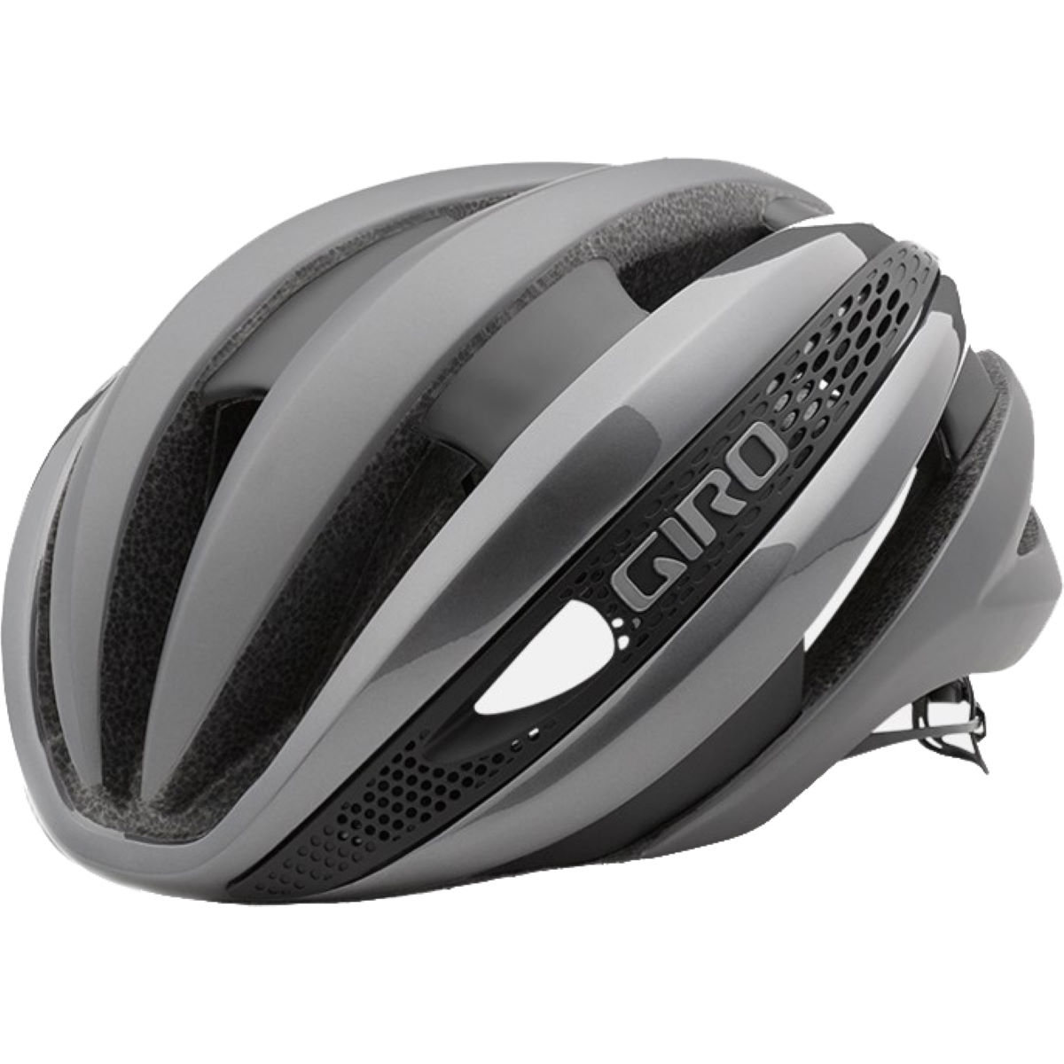 Casque Giro Synthe - Medium 55-59cm Titane Casques de route
