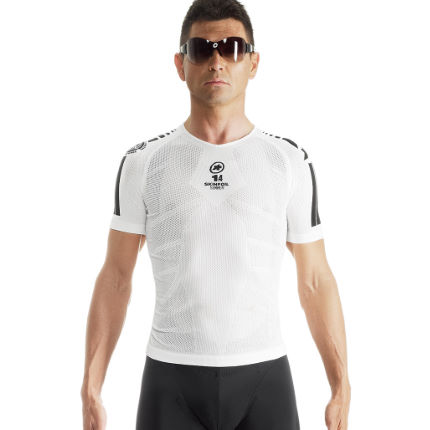 Assos SS.skinFoil_summer_s7 Base Layer