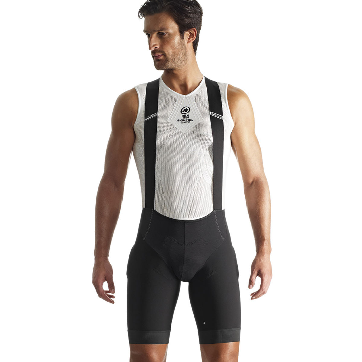 Assos T.rally_s7 MTB Bib Shorts   Lycra Cycling Shorts