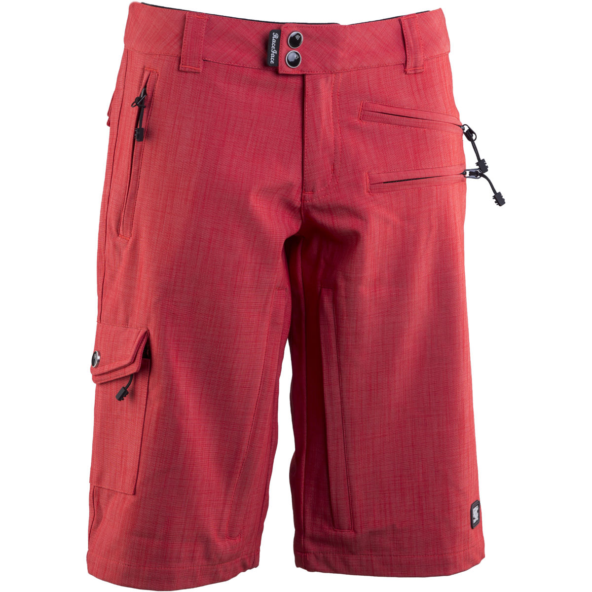 Short Femme Race Face Khyber (2015) - XS Rouge Shorts amples