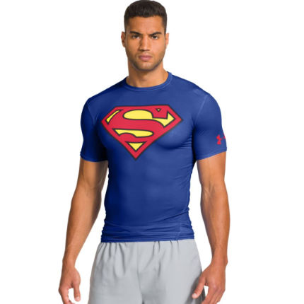 Under Armour - Alter Ego Superman Kompressionströja VS15