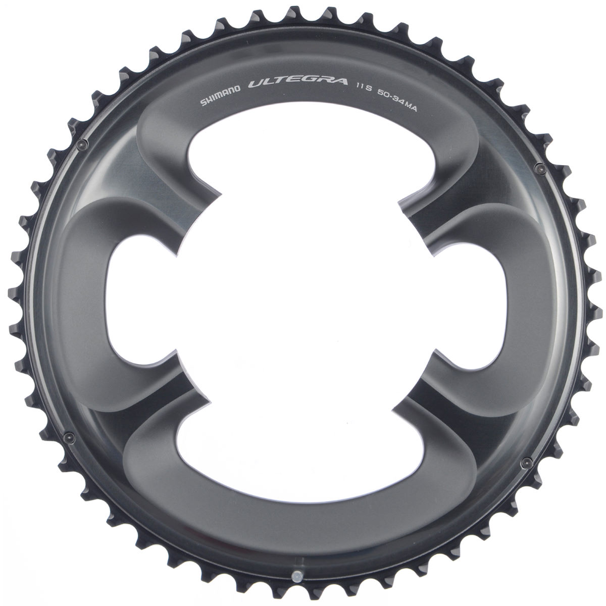 Plateau externe Shimano Ultegra FC-6800 - 46 Tooth (46-36) Gris