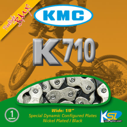 KMC - K710 Single Speed ​​Chain