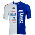 Vermarc UHC Team Short Sleeve Long Zip Jersey