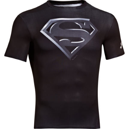 T-Shirt Under Armour Alter Ego Superman Logo (aut/inverno16)
