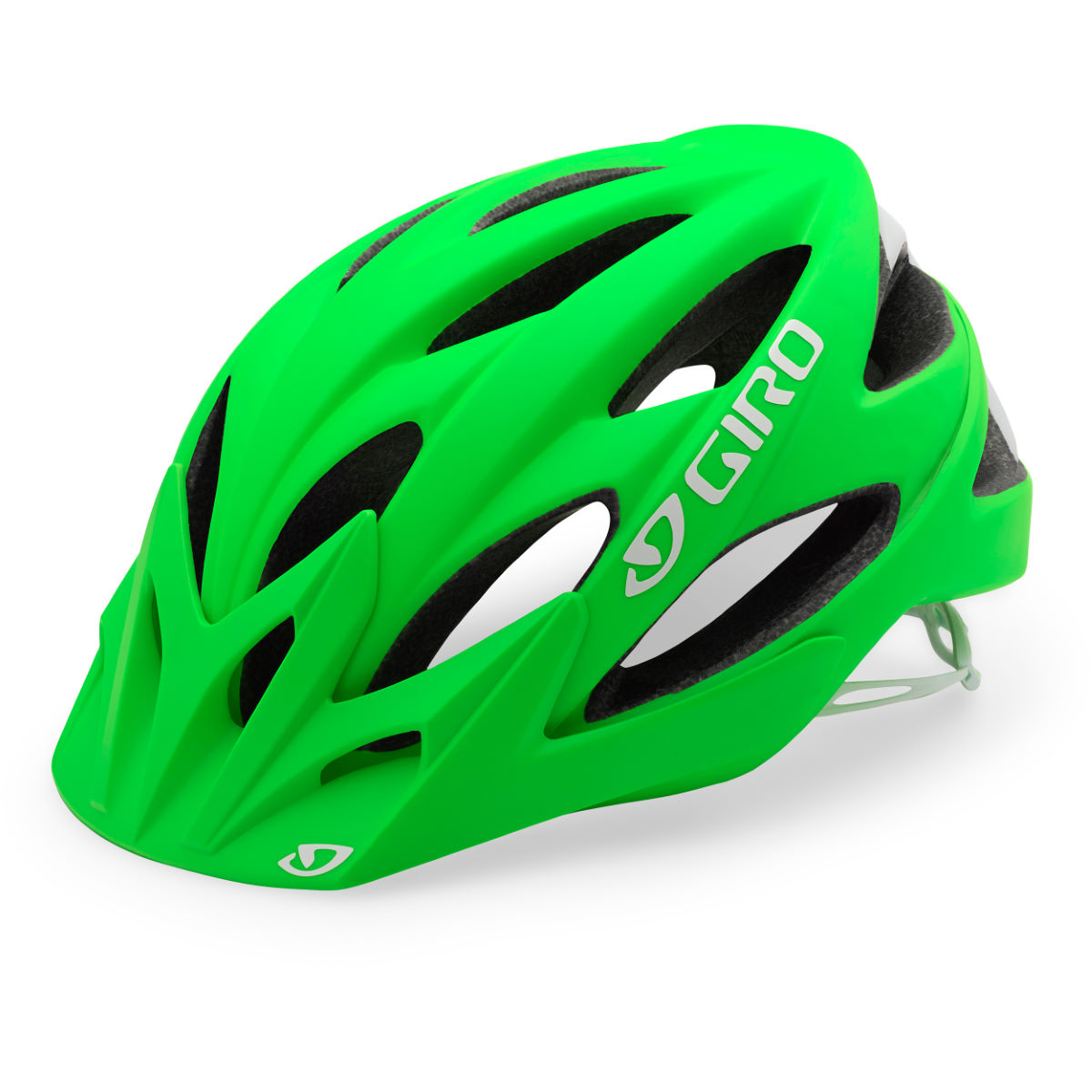 Casque Giro Xar - Small 51-55cm Matt Bright Green Casques VTT