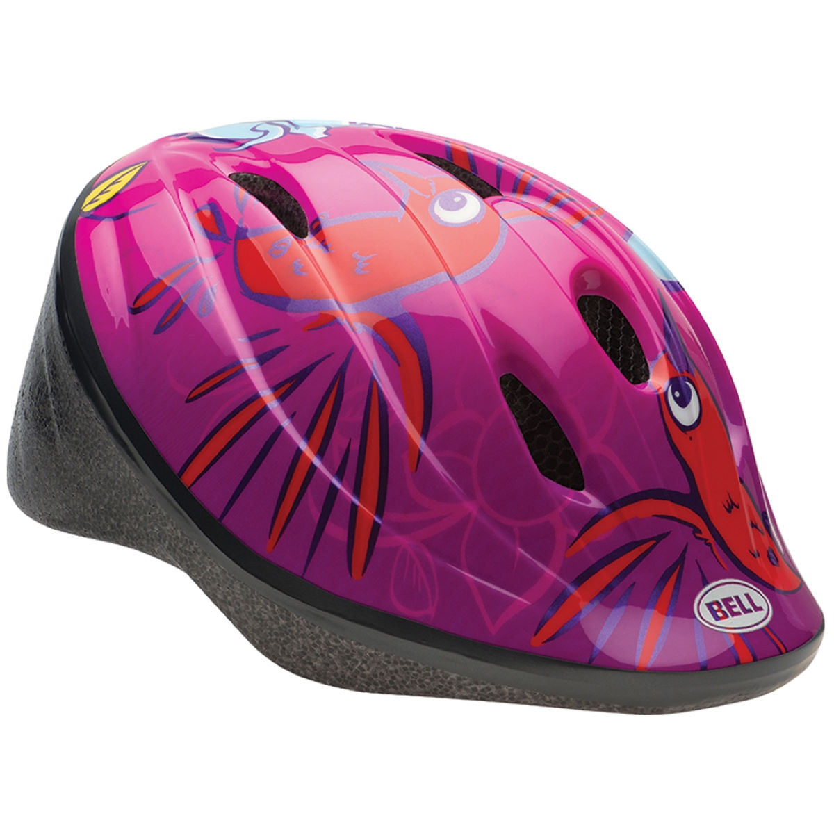 Casque Enfant Bell Bellino - XS Pink Humming Birds