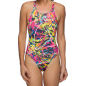 Maru Womens Atomic Pacer Vault Back Swimsuit AW15