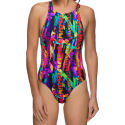 Maru Womens Fragma Zone Back Swimsuit AW15