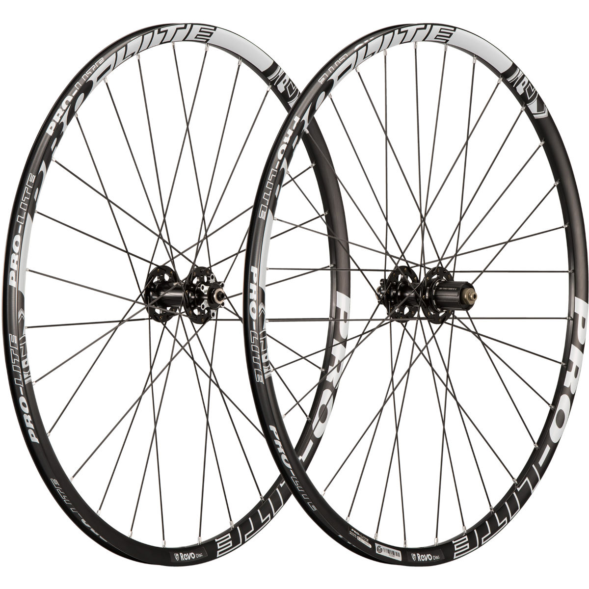 Pro Lite Revo A21 Alloy Road Disc Brake Wheelset