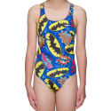 Maru Girls Boom Pacer Rave Back Swimsuit AW15