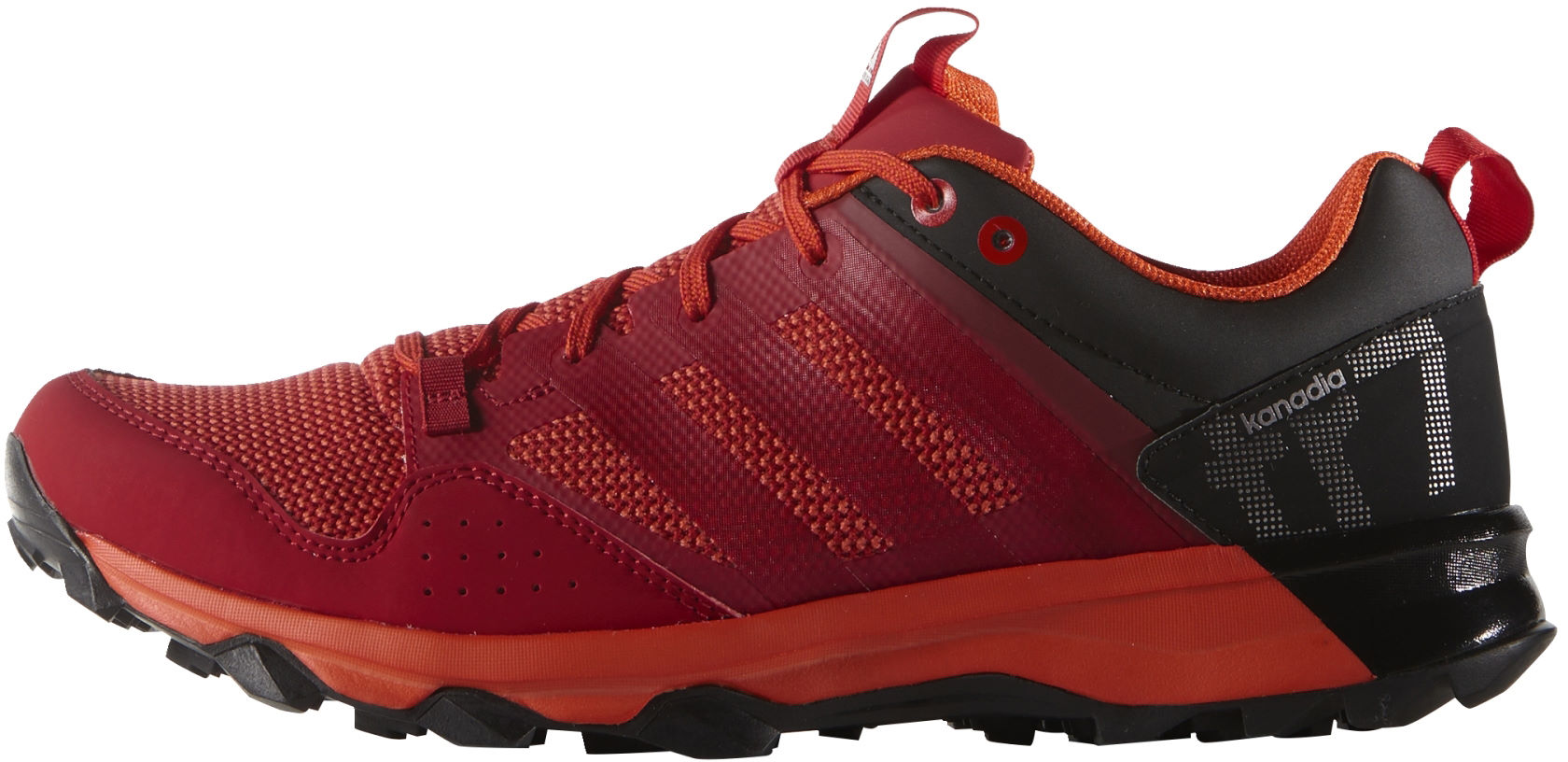 View in 360� 360� Play video. 1. /. 2. 360�; 360�. The Adidas Kanadia 7  Trail Running Shoes ...