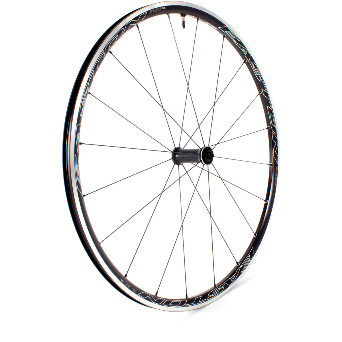 Roue avant Easton EA 90 SL Tubeless (alliage, route) - 700c Noir Roues performance