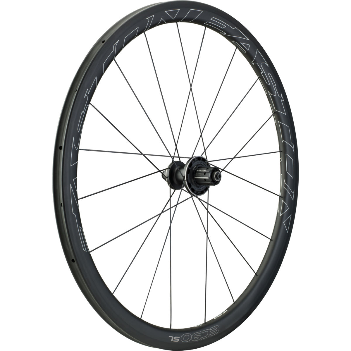 Easton EC90 SL Carbon Tubeless Clincher Rear Wheel - Ruedas de competición