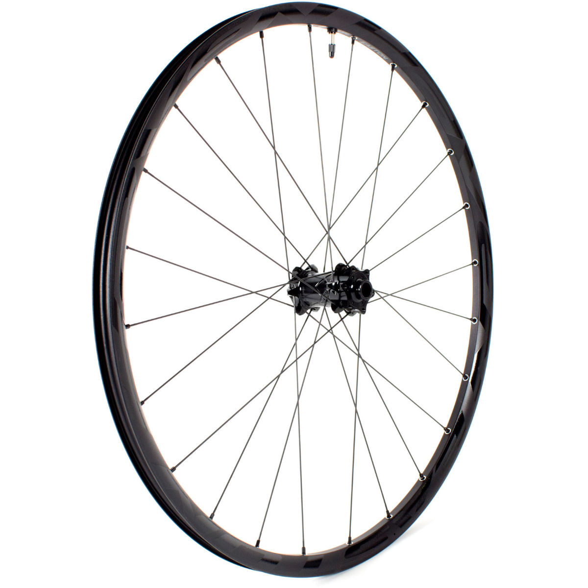 Roue avant VTT Easton Haven 27,5 pouces (alliage) - 15mm Front Noir