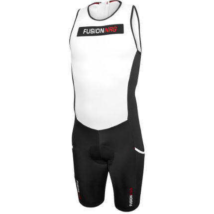 Fusion Multisport Suit with Rear Zipper