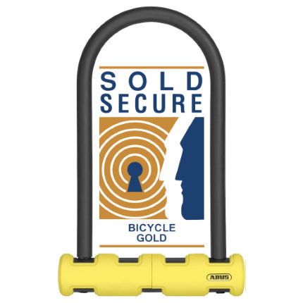 Abus Super Ultimate D-Lock 230mm