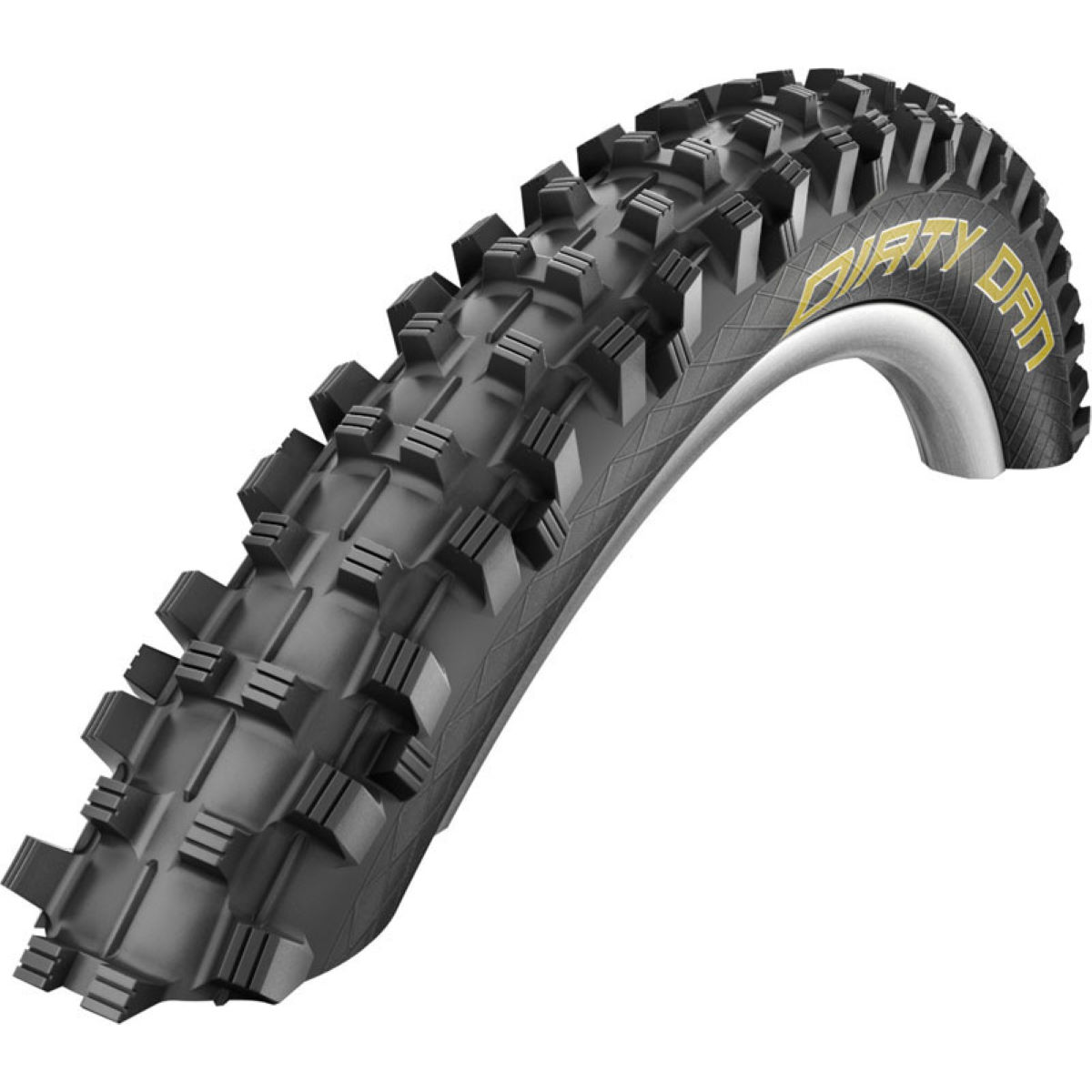 Cubierta plegable 650B Schwalbe Dirty Dan Super Gravity TL Easy  - Cubiertas para freeride y DH