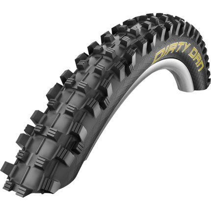 Pneu Schwalbe Dirty Dan Super Gravity TL Easy 27,5 pouces (souple)